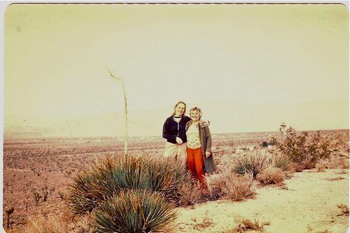 Me&EmmaDesertWalk